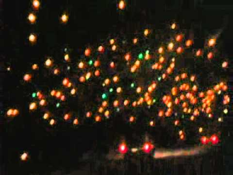 Christmas Lights At Callaway Gardens