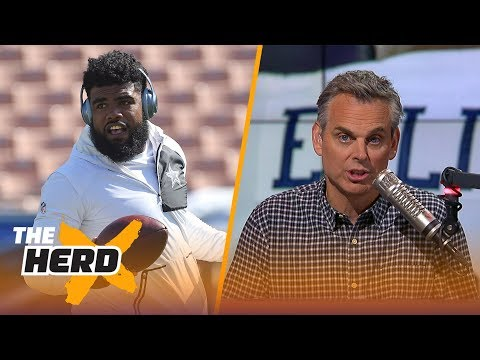Best of The Herd with Colin Cowherd on FS1 | August 14th 2017 | THE HERD