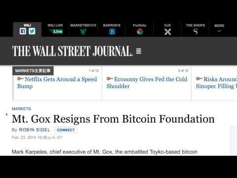 ビットコインニュース #34 2/24  Bitcoin News by BitBiteCoin.com