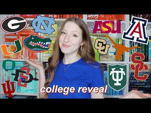 MY COLLEGE DECISION 2019   im going to my dream school