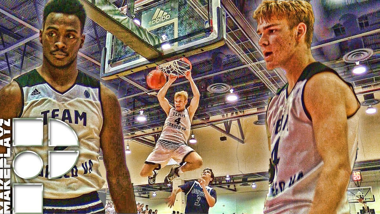 Mac McClung & Team Loaded VA Face Mass Rivals in PACKED ...