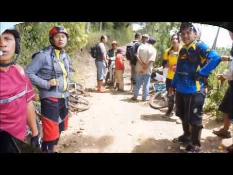 JHB Tour Downhill Kintamani Tianyar  Bali Part 1