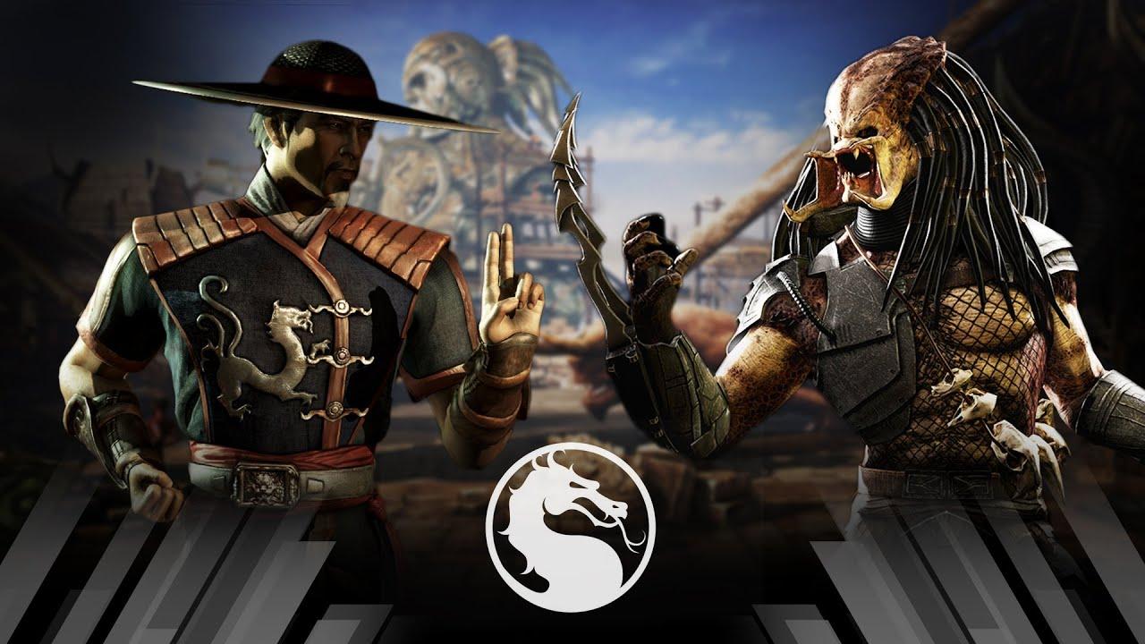 Mortal Kombat X - Kung Lao Vs Predator (Very Hard)