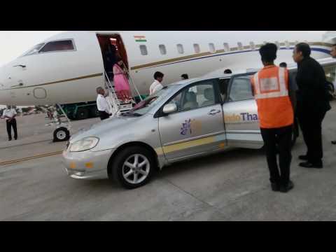 Mukesh Ambani private plane