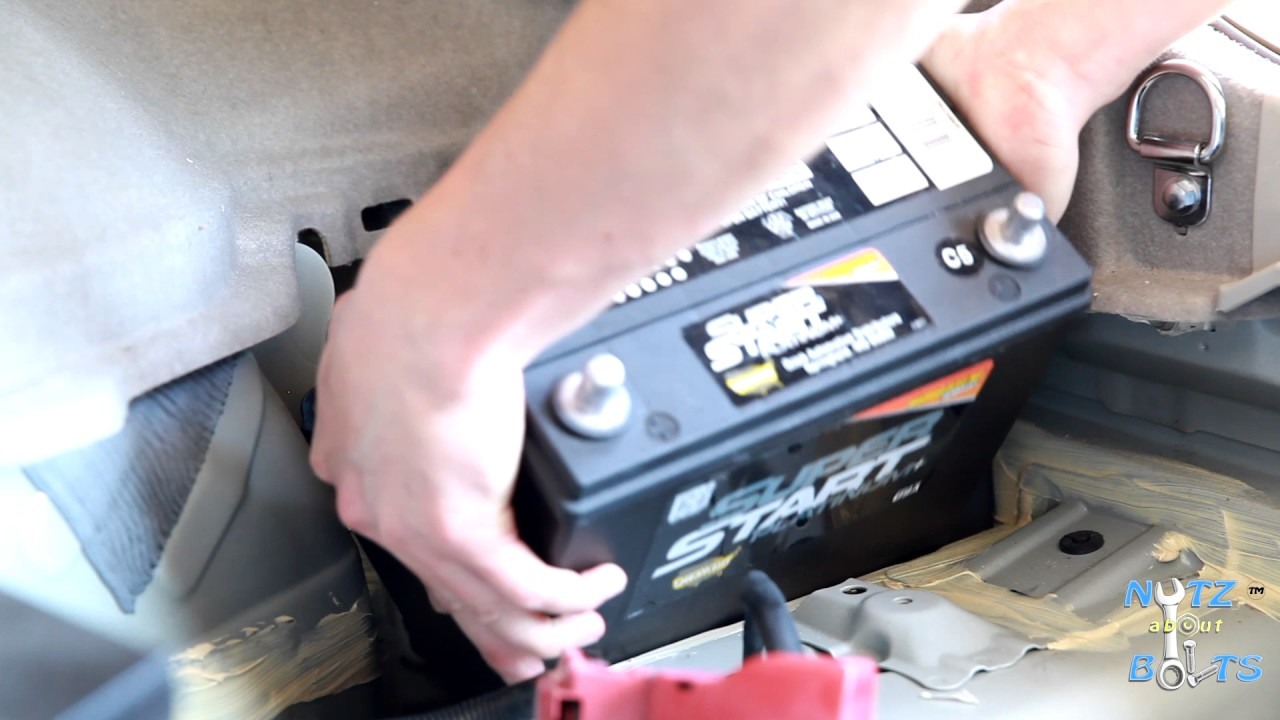 20102015 Toyota Prius 12V battery replacement  YouTube