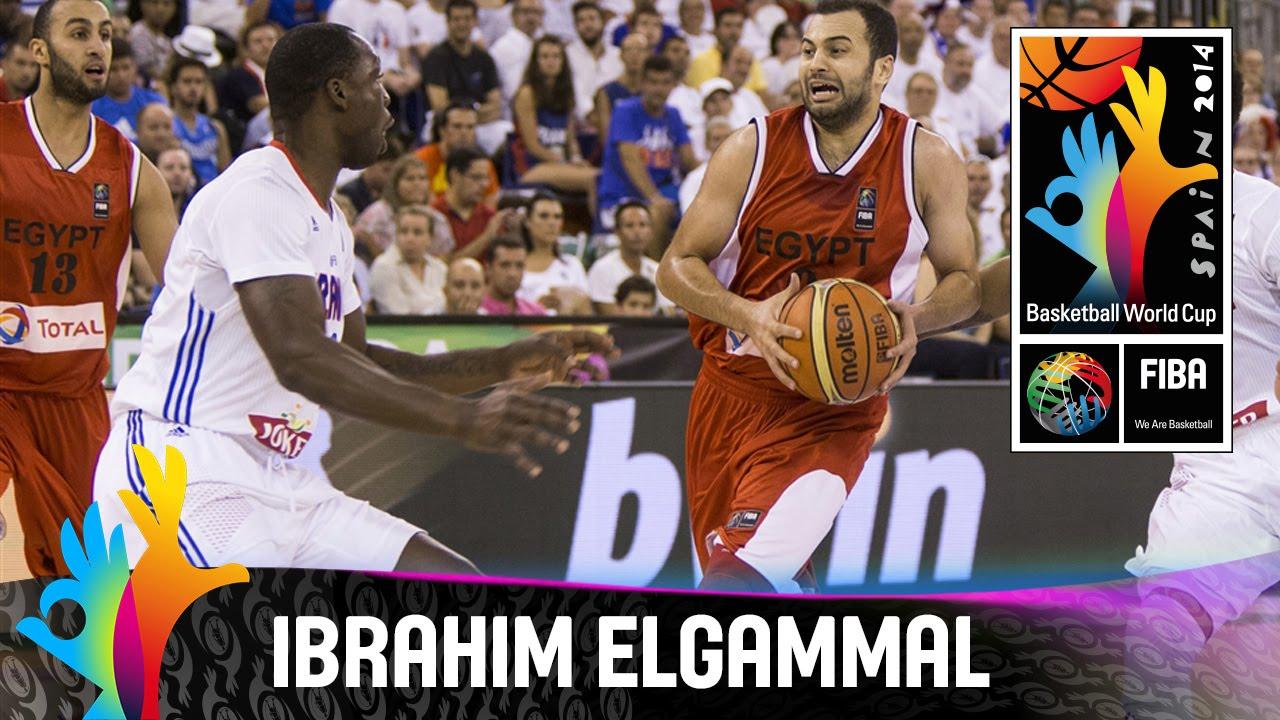 Ibrahim Elgammal - Best Player (Egypt)