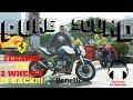 #44 Benneli BN 600 Custom Exhaust | Pure Sound | Motovlog Indonesia
