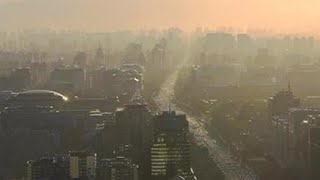 Ozone depletion: China pollution ruins American effort to reduce ozone levels - Compilation