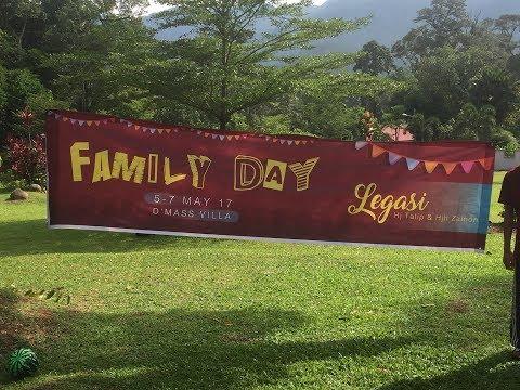 Family Day 2017 D'mass Villa