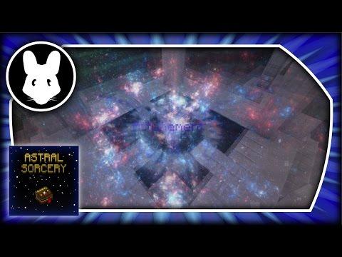 Astral Sorcery: Attunement! Bit-by-Bit Part 3 - Minecraft 1.10.2 Mod!
