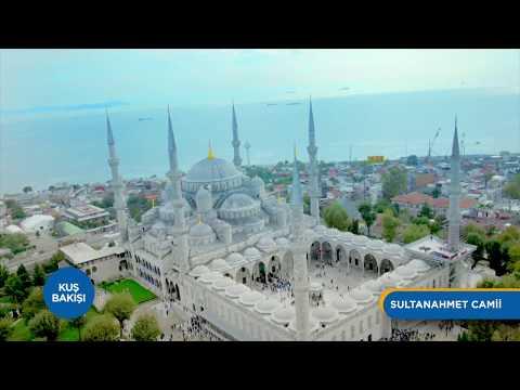 Kuş Bakışı | Sultanahmet Camii