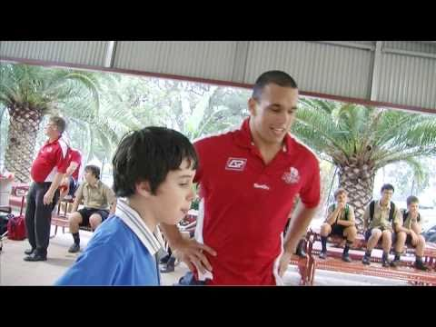 Queensland Reds: Red Alert School Blitz - Nudgee & Churchie