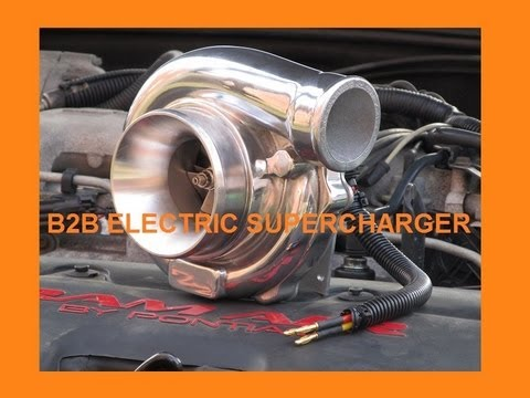 Electric Supercharger Ebook Preview ( Chapter 6 )