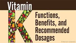 Know Why Vitamin K is Important For Our Body
