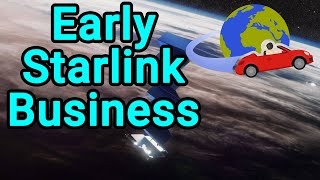 How will Starlink make money, from the early days to a full blown Internet Service Provider?