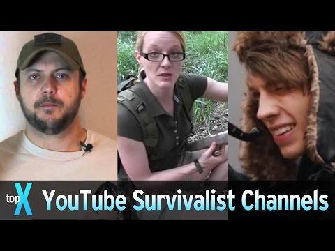 Top 10 Ultimate Survival Youtube Channels
