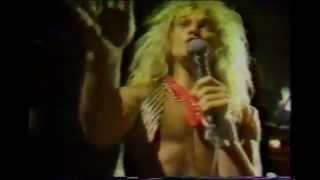 Van Halen - Unchained & Hear About It Later (Belgian TV 1981)