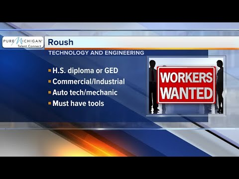 Roush has engineering and manufacturing openings