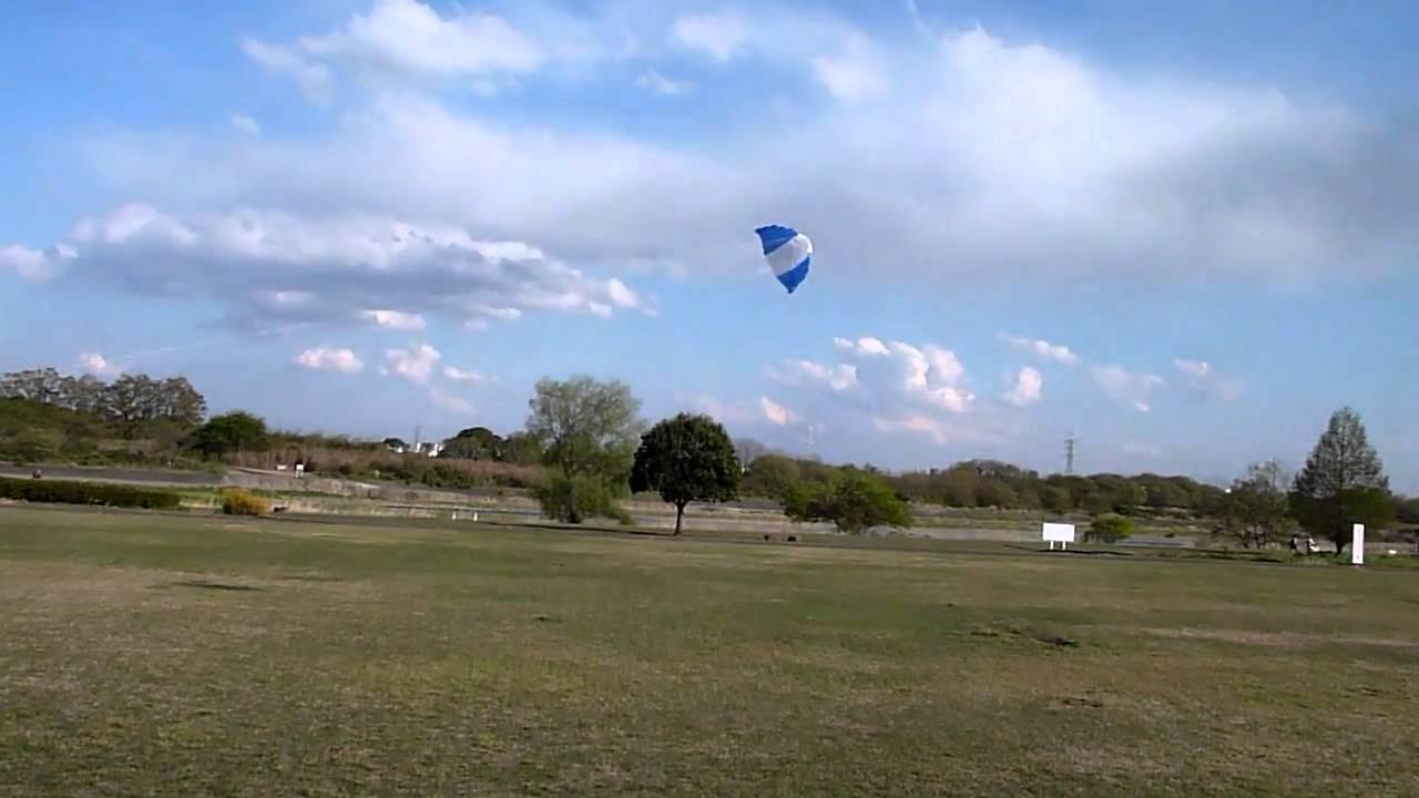 2011,04,25 Nasa Para Wing Kite - YouTube
