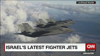 F-35 stealth fighter jets get first taste of combat