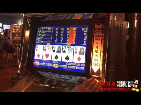 Mesin Jackpot Bola Tangkas Di Casino