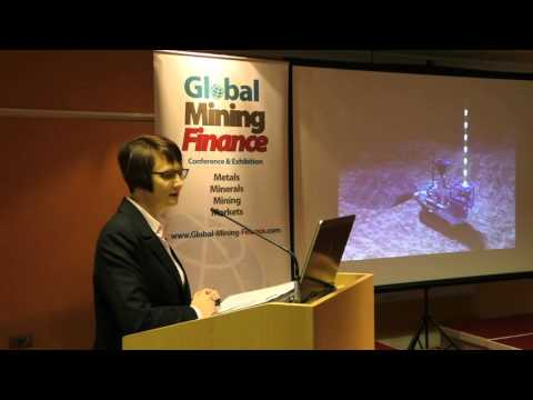 Shontel Norgate - Nautilus Minerals - Global Mining Finance - Autumn 2015