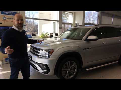 2018 Volkswagen Atlas Accessories Review