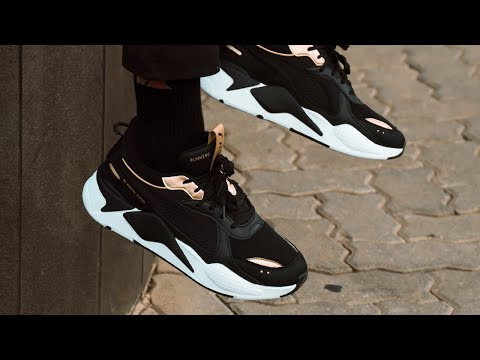 STYLE BASE: PUMA RS-X Trophies - YouTube