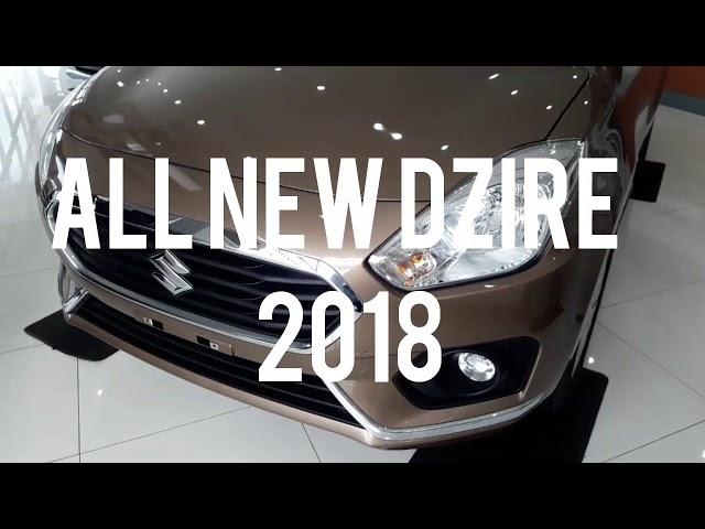 ALL NEW DZIRE 2019