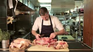 How to Prepare and Butcher a Goose with Adam Byatt