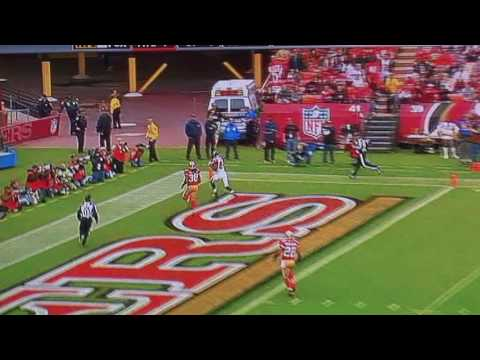 Dre Bly and The Niners held accountable