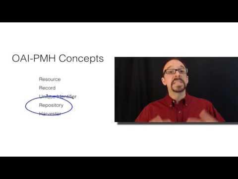 Metadata MOOC 5-12: Open Archives Initiative Protocol for Metadata Harvesting (OAI-PMH)
