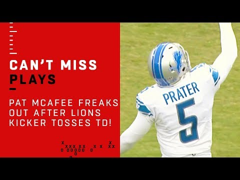 The reference Pat McAfee made during the Syracuse-NC State broadcast should be enough to earn him the MNF job