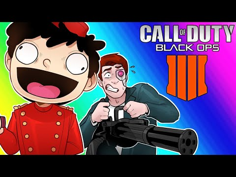 """Black Ops 4 Zombies Funny Moments - The Stress Inducing """"Nogla Challenge!"""""""