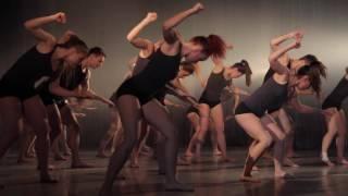 13.05.2016. Экзамен по модерну. МГКИ Современный танец. 407 группа