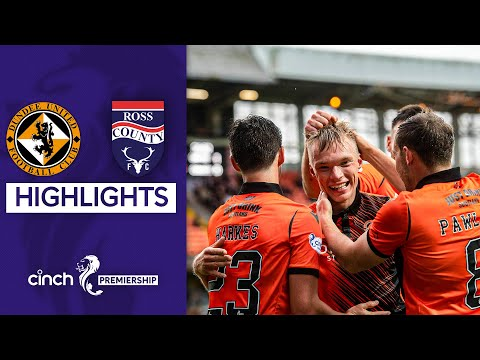 Dundee Utd Ross County Goals And Highlights
