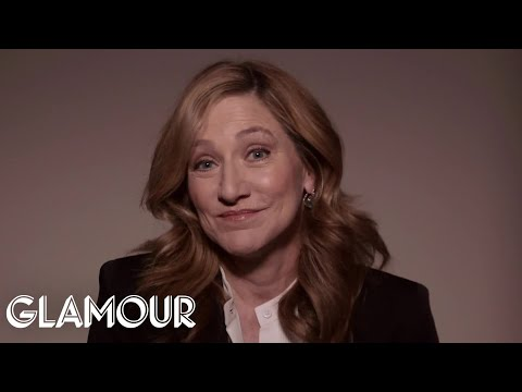 Edie Falco on How She Got Into Acting