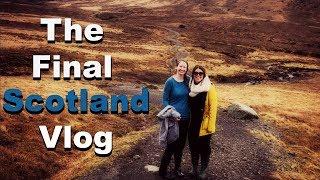 Leigh-Anne & Sam Explore Inverness & Edinburgh   Scotland Vlog #3