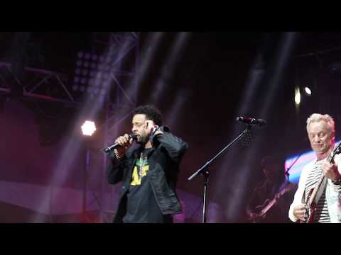 Sting & Shaggy - Don't Make Me Wait (Live at Shaggy & Friends 2018)