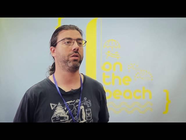 Darach Ennis from Thingk.io Interview - JOTB16