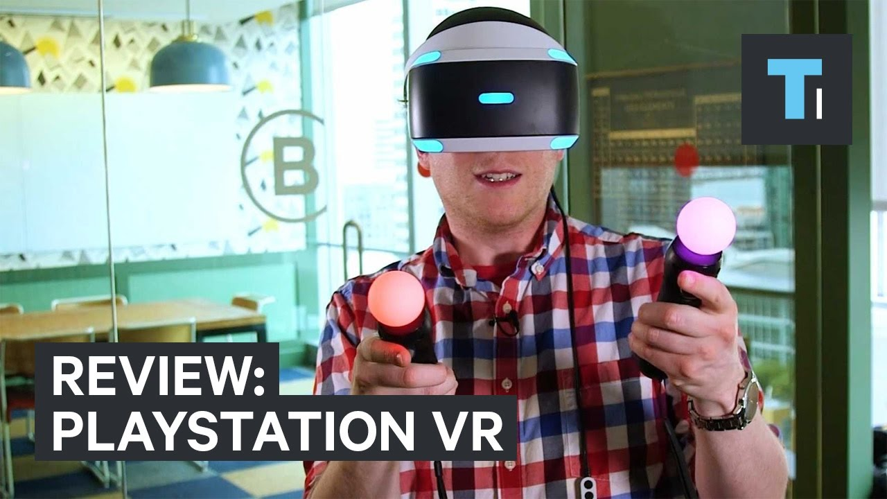 Review: PlayStation VR is the virtual reality platform to own