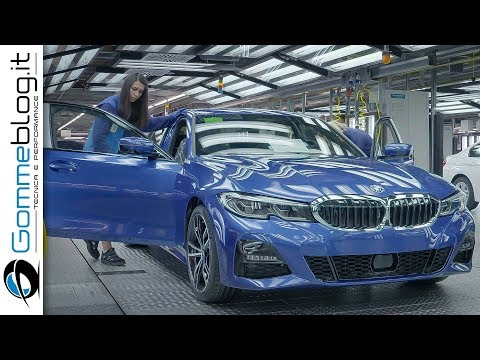 2020 BMW 3 Series - PRODUCTION