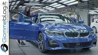 2019 BMW 3 Series - PRODUCTION