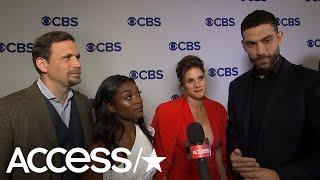 Gambar cover 'FBI': Missy Peregrym, Zeeoko Zaki & Ebonée Noel & Jeremy Sisto Dish On Their New CBS Drama | Access