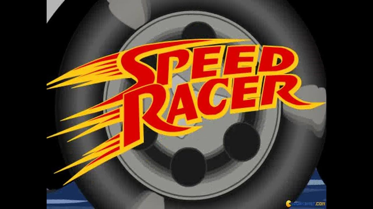 speed racer gameplay (pc game, 1993) - youtube