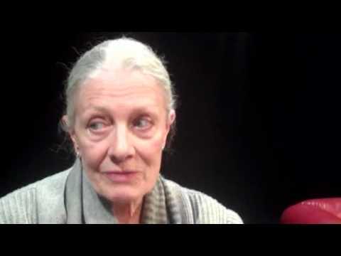 Vanessa Redgrave in Bremen - Interview
