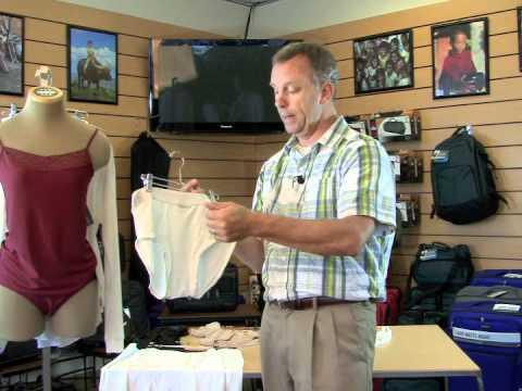 Travel Underwear Featuring Ex Officio Give-n-Go Underwear