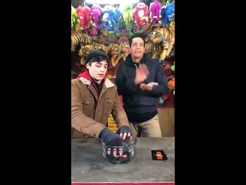 Live from set with Asher Angel and Zachary Levi 21.03.18