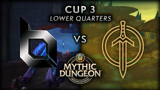 Obey Alliance vs Golden Guardians | Lower Quarters | MDI Shadowlands Cup 3