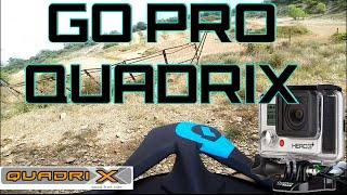 GOPRO QUADRIX. LARNAS 25/08/2014 (partie 1)